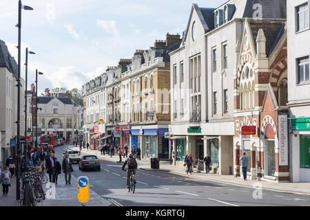 The Quadrant, Richmond, London Borough of Richmond upon Thames, Greater London, England, United Kingdom - Stock Photo