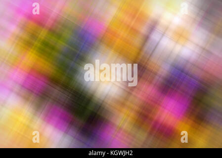 Abstract decorative bright motley multicolored background with a pattern of lines and spots. Can be used as wallpaper. - Stock Photo