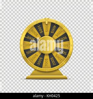 Wheel of fortune - Stock Photo