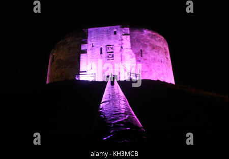 Clifford's Tower - Stock Photo