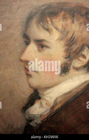 John Constable, English Romantic painter - Stock Photo