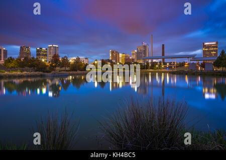 Birminghamis themost populous cityin theU.S. stateofAlabamaand thecounty seatofJefferson County. - Stock Photo