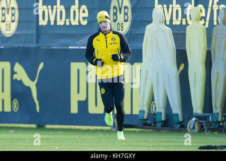 Marco REUS (DO) laeuft, l uft, laufend, Lauftraining, Fussball 1. Bundesliga, Training, Borussia Dortmund (DO) am - Stock Photo