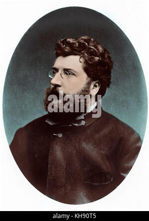 the life of georges bizet a french composer of the romantic era Georges bizet biography - 8notes  june 3, 1875), was a french composer of the romantic era best known for his opera carmen  bizet lived in the paris area for.