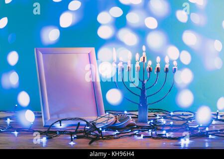 hanukkah - Stock Photo