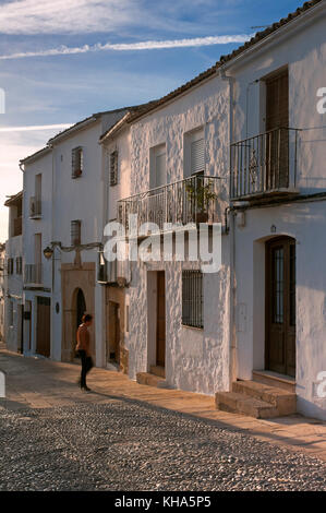 Urban view, Ubeda, Jaen province, Region of Andalusia, Spain, Europe - Stock Photo
