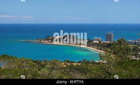 Anse Vata Noumea New Caledonia Stock Photo Royalty Free
