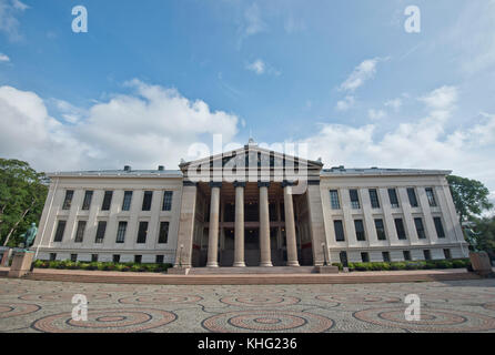 University of Oslo, Norway - Stock Photo