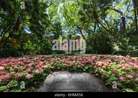 Buenos Aires Argentina Jardin Botanico Botanical Gardens Charles ...