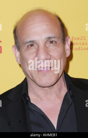 NEW YORK, NY - FEBRUARY 25: Paul Ben-Victor  attends 'The Americans' Season 5 Premiere at DGA Theater on February - Stock Photo