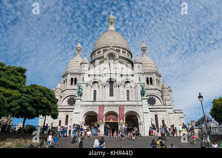 Miscellaneous images of Paris. Landmarks, tourist sights, buildings - Stock Photo