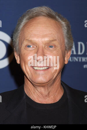 Las Vegas, NV, USA. 19th Nov, 2017. 19 November 2017 - Mel Tillis, country music star who wrote hits for Kenny Rogers, - Stock Photo