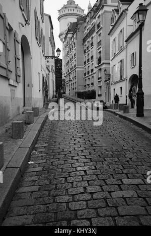 Paris in the Autumn - Stock Photo