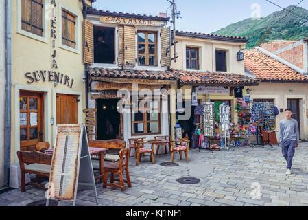 Stari Bar (Old Bar) - small town near Bar city, part of Bar Municipality in southern Montenegro - Stock Photo