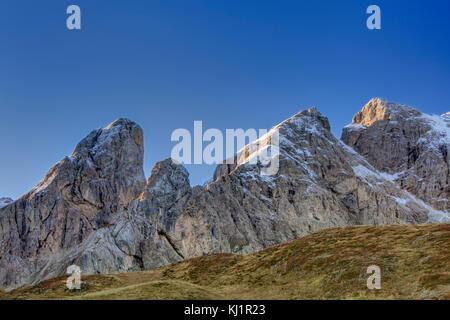 Italian Dolomites - Dolomiti Italiano - Stock Photo