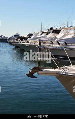 Nelson Bay, Port Stephens area NSW Australia - Stock Photo