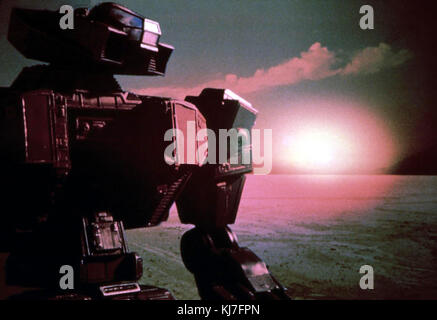 Robotjox 2 - Krieg der Stahlgiganten aka.  Robot Wars, USA 1993 Regie: Albert Band Darsteller: Don Michael Paul, - Stock Photo