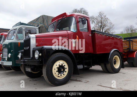1964 Scammell Highwayman - Stock Photo