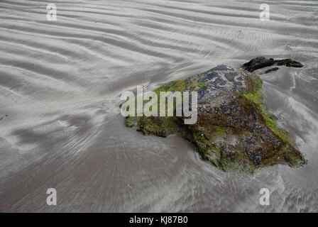 Inch Beach on Ireland's Dingle Peninsula - Stock Photo