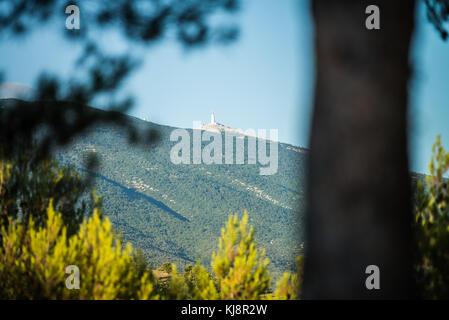 Mont Ventoux, France, Europe. - Stock Photo