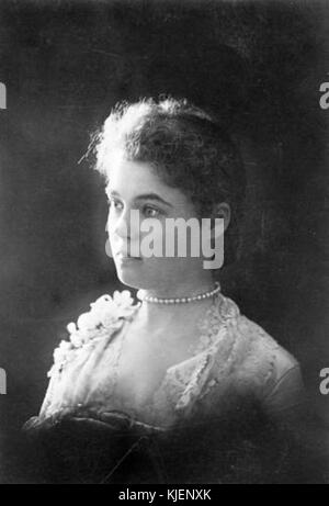 Portrait of an unidentified woman - Stock Photo