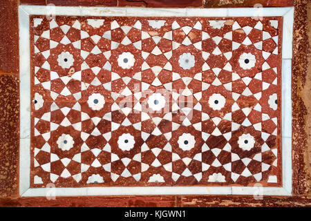 Oriental mosaic background - Stock Photo