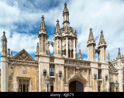 KING'S COLLEGE (1441) CAMBRIDGE  CAMBRIDGESHIRE         UNITED KINGDOM - Stock Photo