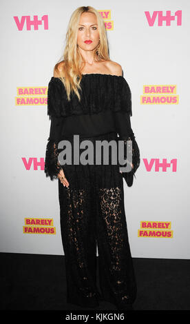 WEST HOLLYWOOD, CA - JUNE 14:  Rachel Zoe arrives at the premiere for VH1's 'Barely Famous' Season 2 on June 14, - Stock Photo