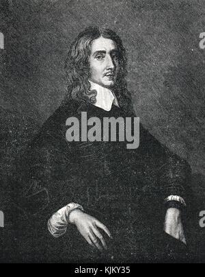 John Selden MP (1584-1654) - Stock Photo