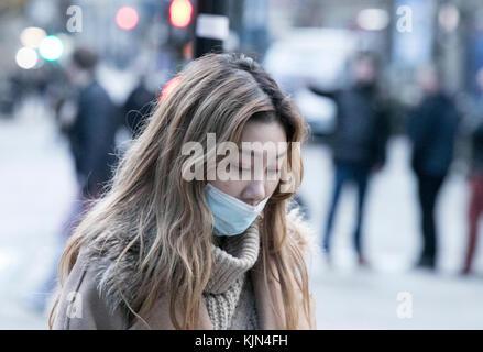 NHS coronavirus pandemic flu outbreak disease illness death disaster crisis covid-19 - Stock Photo