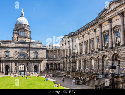 Edinburgh University Old College The University of Edinburgh scotland edinburgh Old College south bridge Edinburgh - Stock Photo