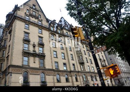 The Dakota Building 1 W 72nd St New York City