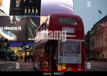 Regent Street, Piccadilly - Stock Photo