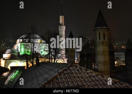 Sarajevo Mosque - Stock Photo