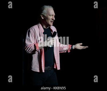 MIAMI BEACH, FL - JANUARY 24: American comedian, writer, producer, political commentator, actor, media critic, and - Stock Photo