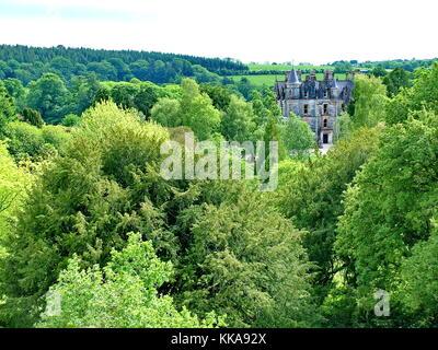 Blarney House near Blarney Castle, Co Cork, Ireland