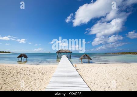 Cayo Santa Maria, Jardines del Rey archipelago, Villa Clara Province, Cuba, West Indies, Caribbean, Central America - Stock Photo
