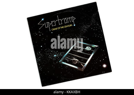 Supertramp Crime Of The Century Vintage Vinyl Album