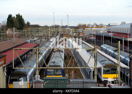 train stations in southend essex