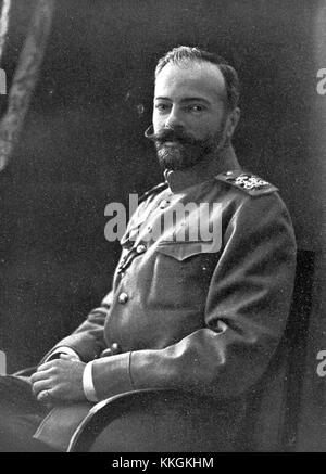 Grand Duke Alexander Mikhailovich of Russia - Stock Photo