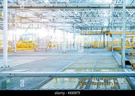 Car Production Line Stock Photo 114836560 Alamy