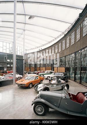 Meilenwerk Düsseldorf, Deutschland - Stock Photo