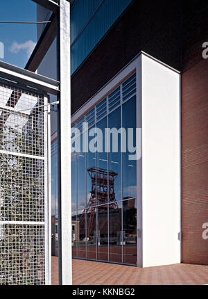 Musikprobenzentrum, Gelsenkirchen, Zeche - Stock Photo