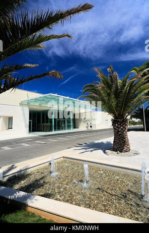 The Valamar Dubrovnik President Hotel, Lapad town, Dubrovnik, Dalmatian coast, Adriatic Sea, Croatia, Europe. - Stock Photo