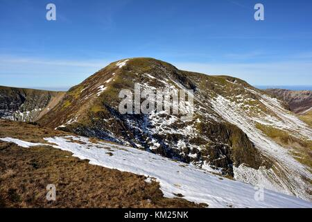 The Scar of Crag Hill from Sail - Stock Photo