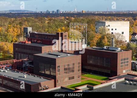 UNESCO world heritage site, Zeche Zollverein colliery in Essen, Germany, - Stock Photo