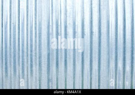 Galvanized iron,texture background - Stock Photo