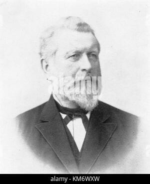 Johannes Steen portrait - Stock Photo