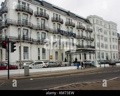 Best Western Royal Beach Hotel, Southsea, Portsmouth - Stock Photo