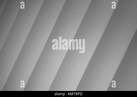 Diagonal Lines Pattern - Grey Stripes - Stock Photo